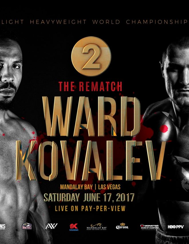 Ward Will Decision Kovalev Again