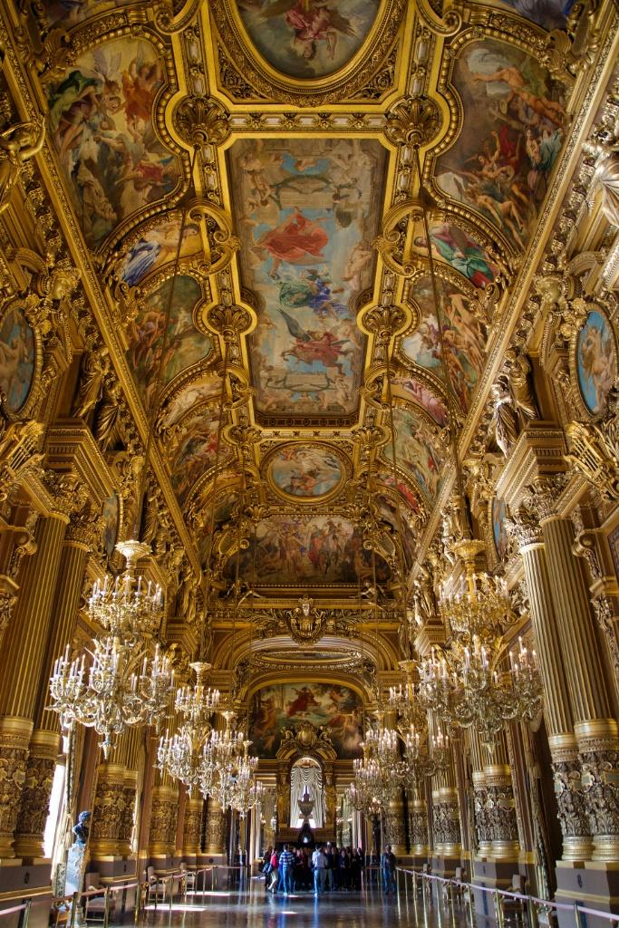 Grand-Palais-Garnier-Paris-France