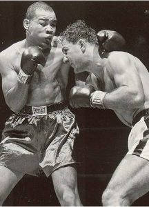 Joe Louis Rocky Marciano Madison Square Garden