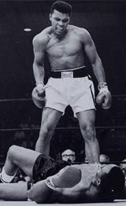 Muhammad Ali fan favorite of all time