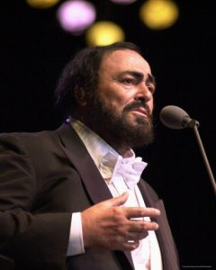 Pavarotti Palace of Auburn Hills 2003