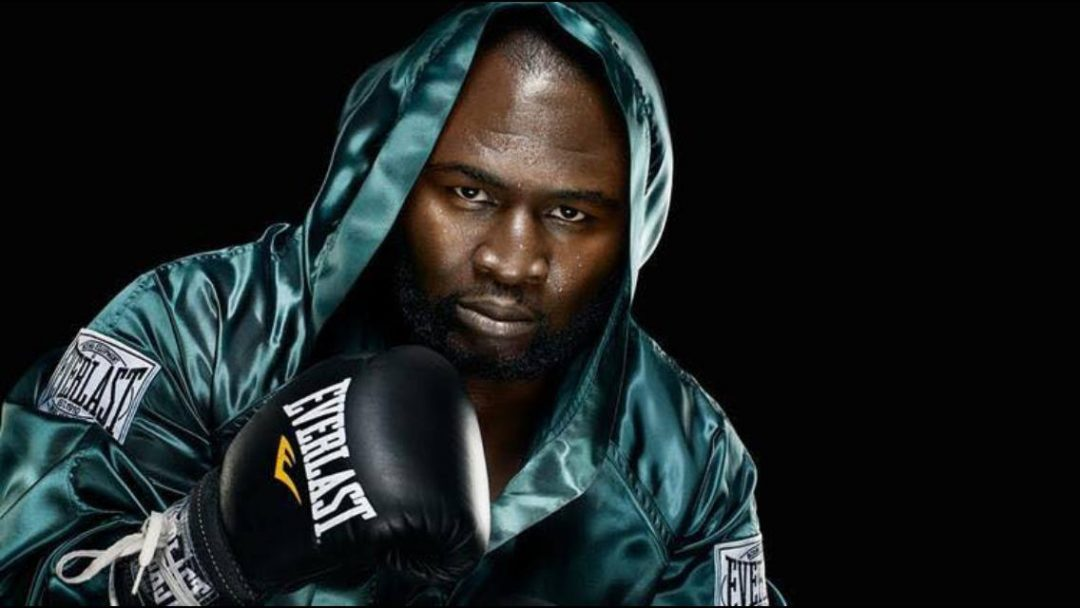 James Lights Out Toney Heavyweight