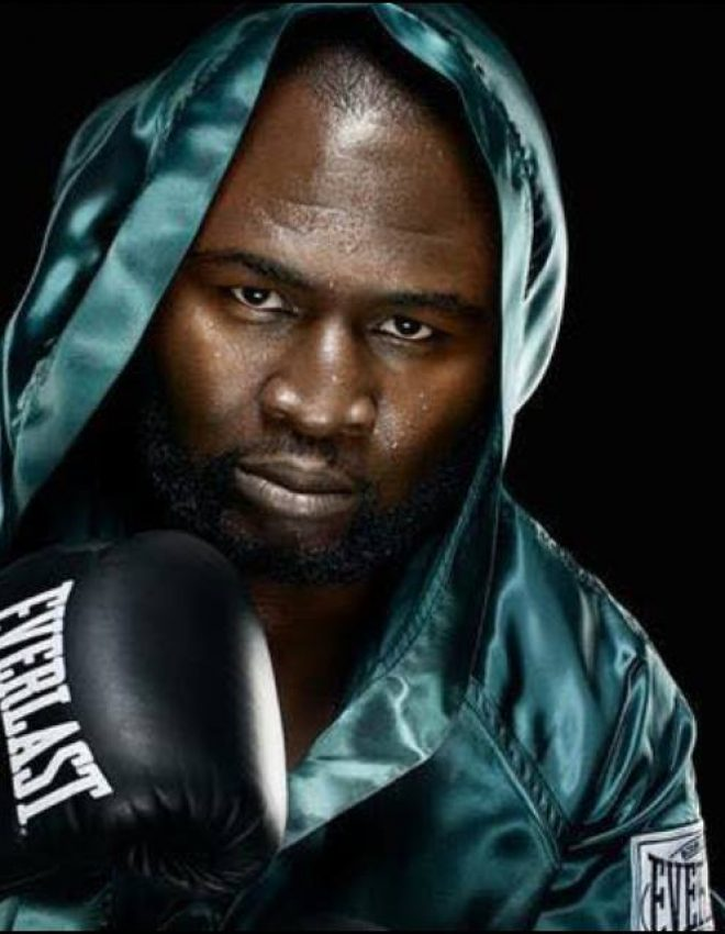 "Timeless Champion James ""Lights Out"" Toney"