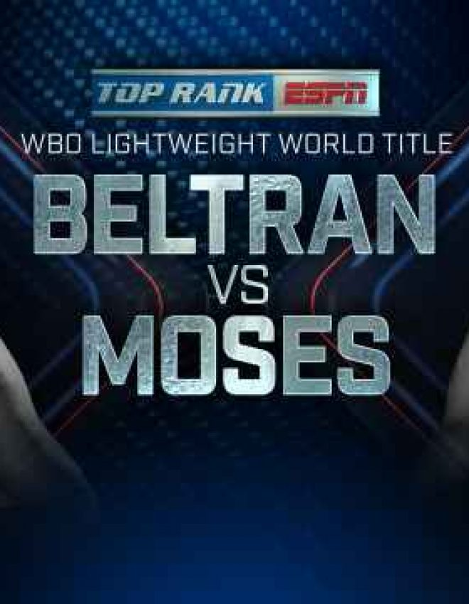 Beltran Will Knock Paulus' Block Off