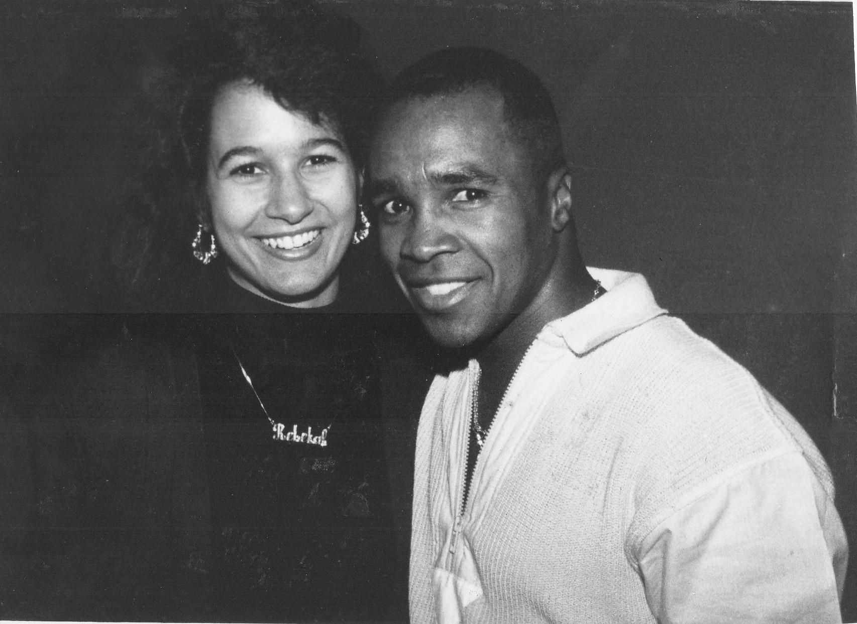 Sugar Ray Leonard 1988