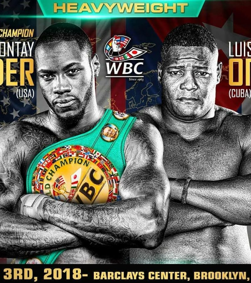 Wilder Will Become One of the Greats